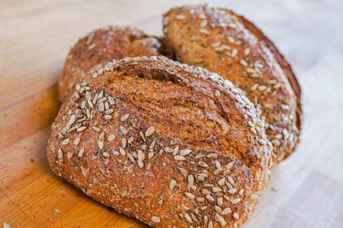 seedy multigrain bread