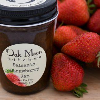 balsamic strawberry jam