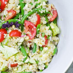 bulgur tomato salad