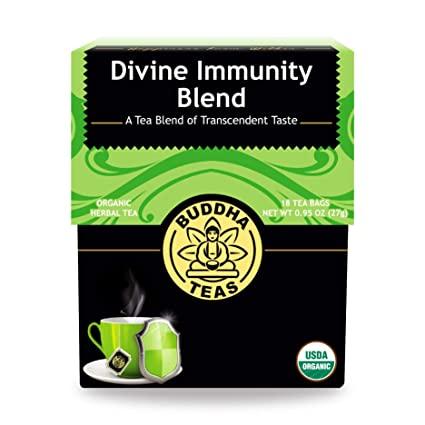 divine immunity blend tea
