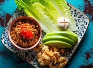 Nam Prik (Thai Chili Tomato Dip)