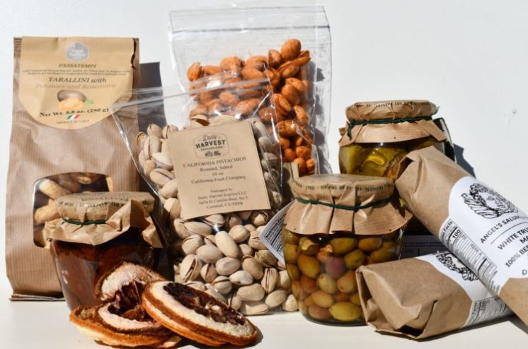 charcuterie gift