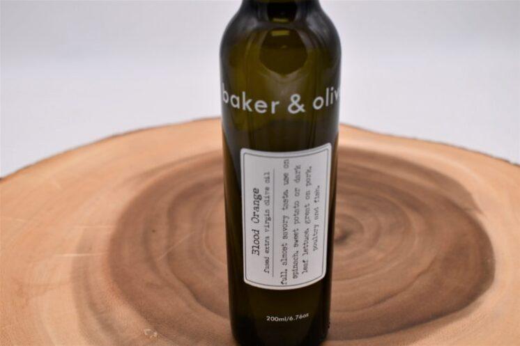 blood orange olive oil