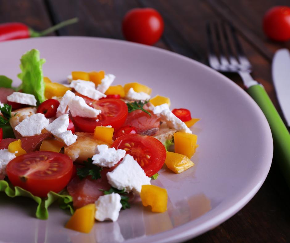 San Diego Chopped Salad