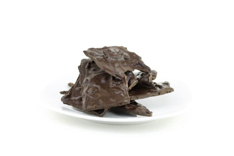 So Rich! Chocolates Cocoa Nib Bark