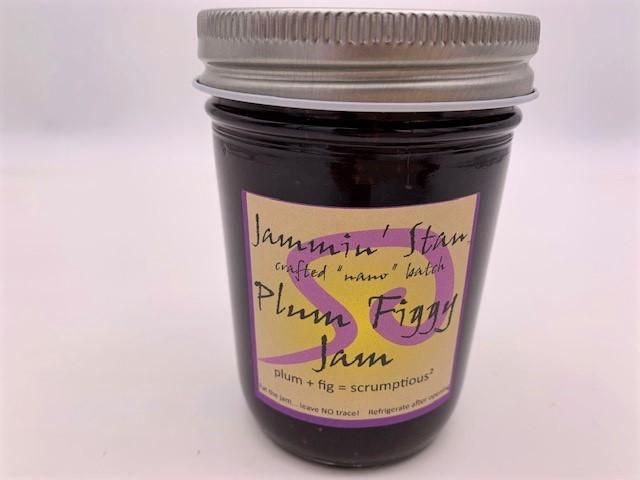 jammin stan's plum figgy jam
