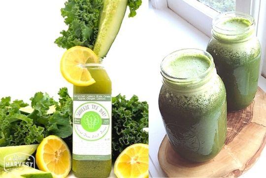 Farmers Market Green Juice